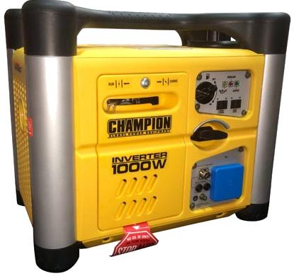 CHAMPION 1000 WATT INVERTER PETROL GENERATOR 71001i-E