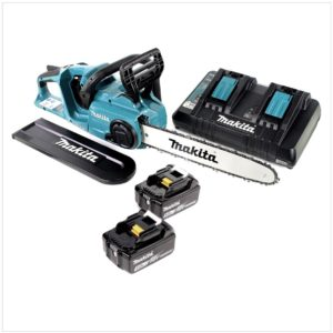 Makita DUC353Z Twin 18v LXT Brushless Cordless Chainsaw